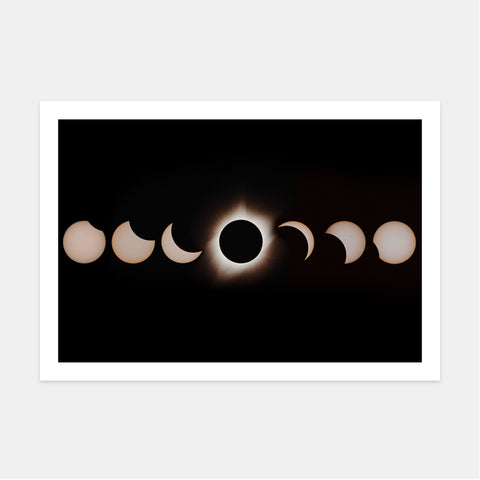 TOTAL SOLAR ECLIPSE PROGRESSION 2