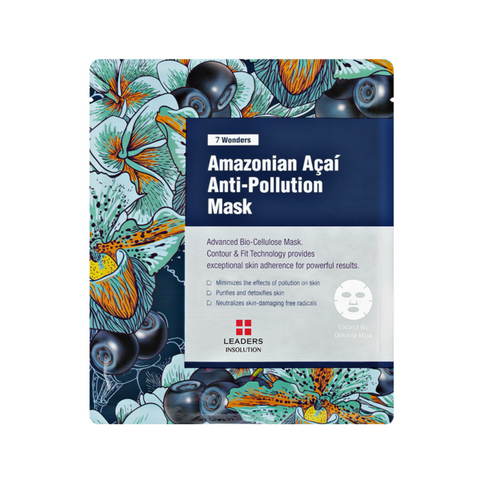 7 WONDERS AMAZONIAN ACAI ANTI POLLUTION MASK