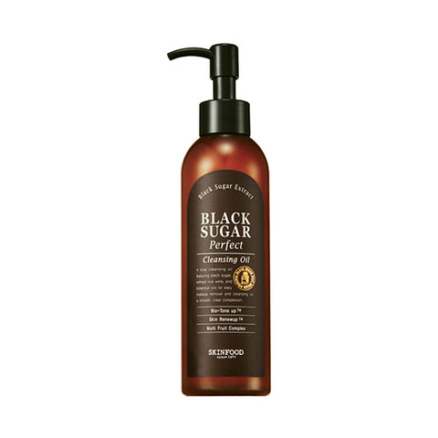 BLACK SUGAR PERFECT CLEANSING OIL (Includes $25 in FREE Sheet Masks)