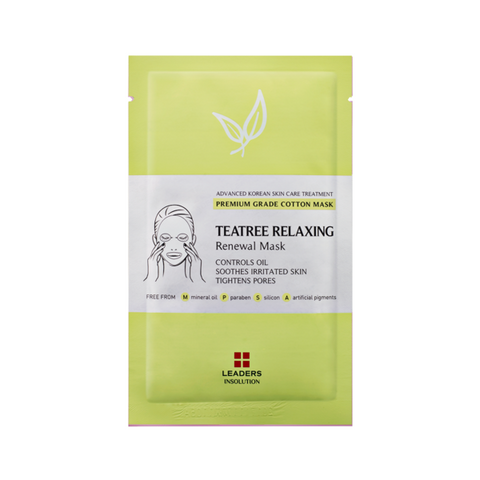 TEATREE RELAXING RENEWAL MASK