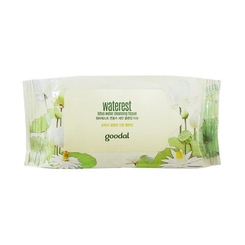 WATEREST LOTUS WATER CLEANSING TISSUE