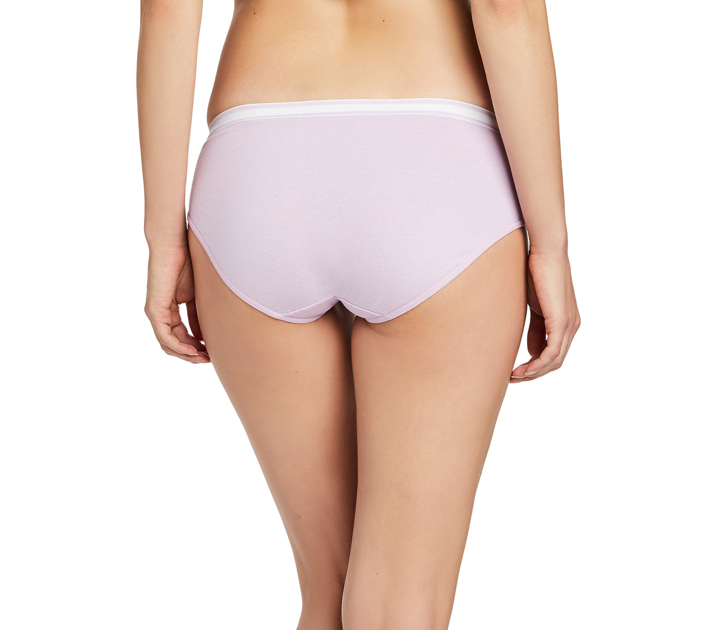 Nabtos Women's Cotton Underwear Hipster Panties (Pack of 6)