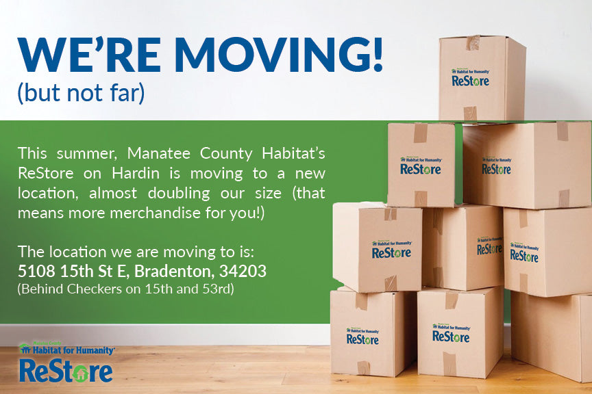 Our Move to 15th St. E.