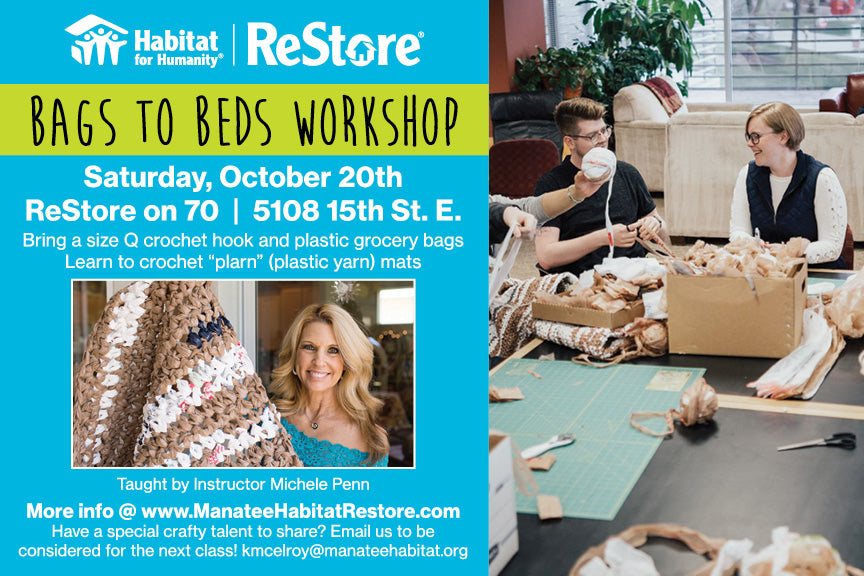 Bags to Beds Workshop