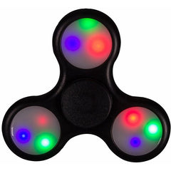 Hand LED Fidget Spinner Stress Relief Toy