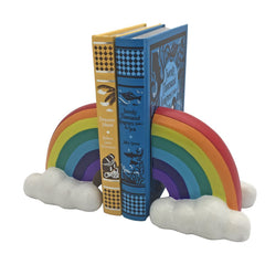 Rainbow Bookend Set