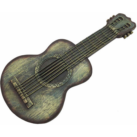 Guitar Incense Burner