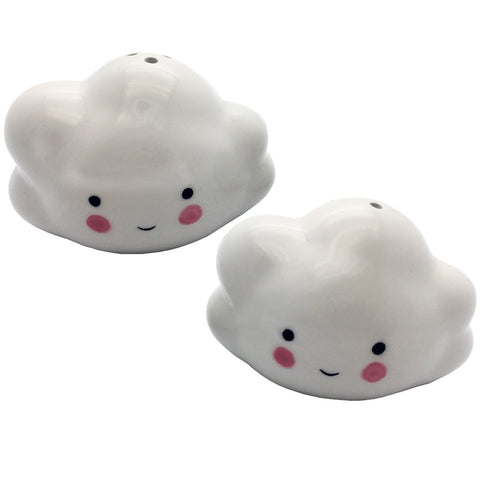 Cutie Cloud Salt & Pepper Set