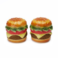 Cheeseburger Salt & Pepper Set
