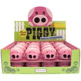 Piggy Pencil Dual Sharpener