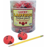 Lucky Ladybug Pencil Sharpener