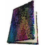 Rainbow Sequin A5 Journal