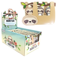 Sloth Sticky Memo Set
