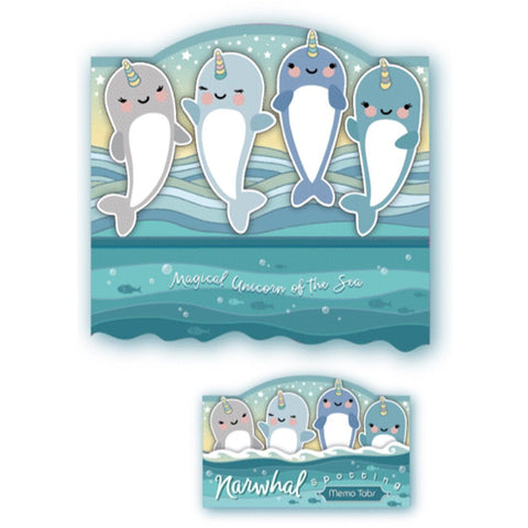 Narwhal Memo Tabs