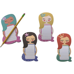 Mermaid Notepads