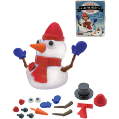 "The Wonderful ""Let it Melt"" Snowman Kit"