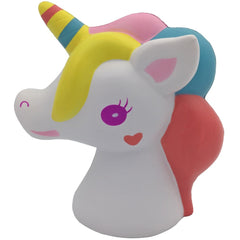 Squishy Unicorn Slow-Rising Toy