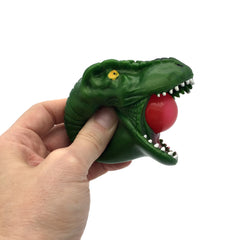 Squeeze Pop Mouth Dinosaur