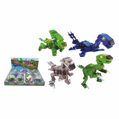 Mini Builder Dinosaur Set