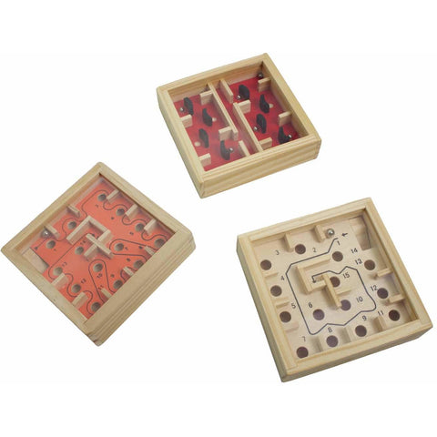 Labyrinth Puzzles