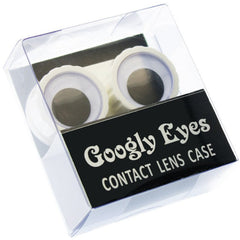 Googly Eyes Contact Lens Case