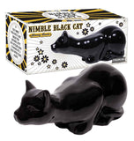 Nimble Black Cat Bank