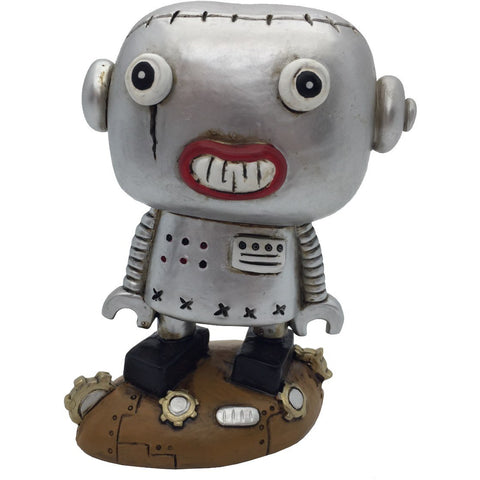 Boogily Collection-Scantron Robot Figurine