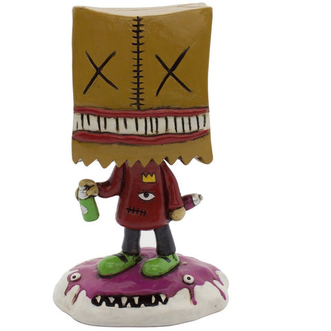 Boogily Collection- Paperbag Figurine