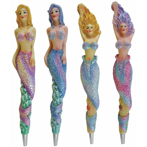 Mermaid Pen - Asst/4