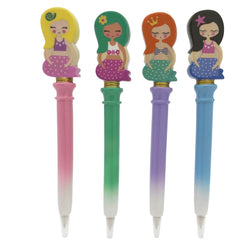 Little Mermaid Pens- ASST/4