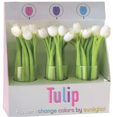 Color Changing Tulip Gel Pen
