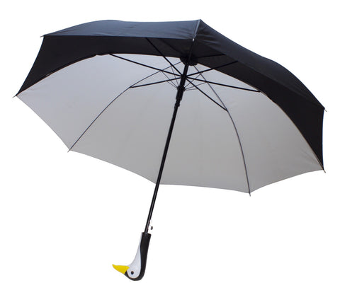 Wildly Stylish Standing Penguin Umbrella