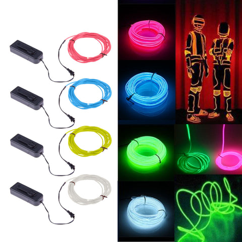 Neon LED Rope Assortment