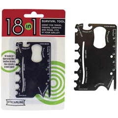 18-In-1 Survival Pocket Tool