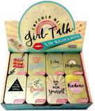 Girl-Talk Lip Balm & Lip Scrub Duo