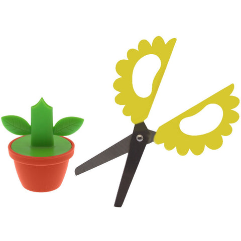 Blooming Scissors