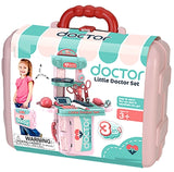 Doctor Playset in a Case, 24 pcs