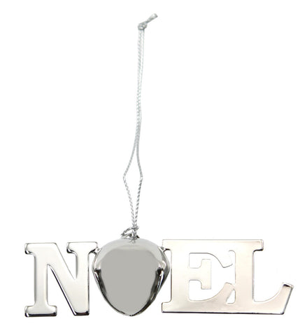 "Jingle Bell ""Noel"" Ornament"