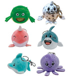 PBJ Keyring Series - Sealife