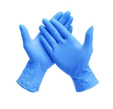 Nitrile Glove - Large- 100 pcs Box