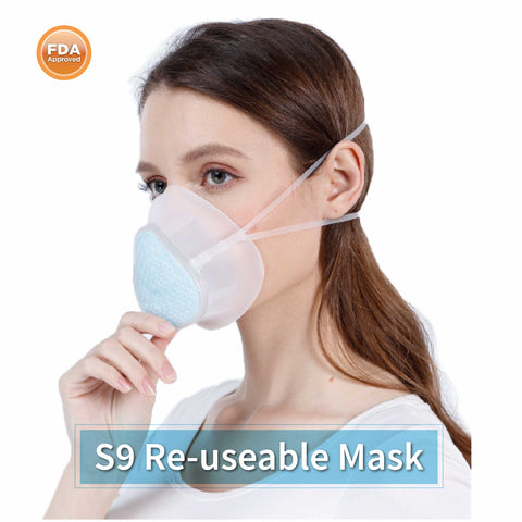 S9 Reusable Face Mask