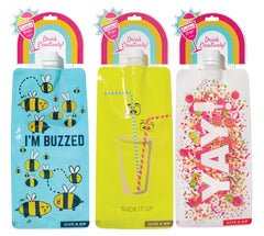Whimsical Cocktail Sippers On The Go Bundle