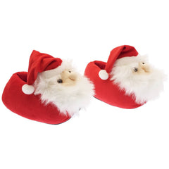 Cozy Slippers - Santa
