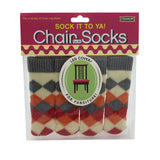 Sock it to Ya! Chair Sock Set - Diamond