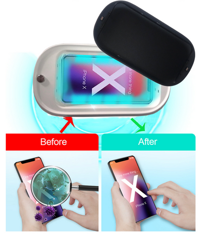 Ultraviolet Sanitizer & Phone Charger