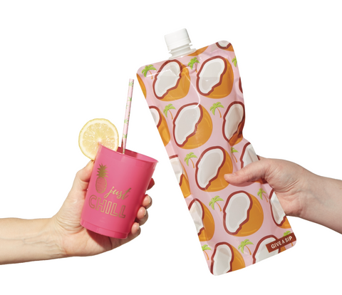 Fruity Cocktail Sippers On The Go Bundle