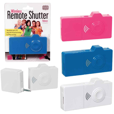 Wireless Iphone Camera Remote Shutter