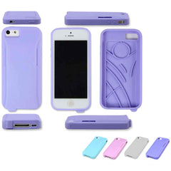 Echo Amp Iphone 5/5s Silicon Case