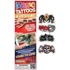 Magic Tattoos - Action Series 2