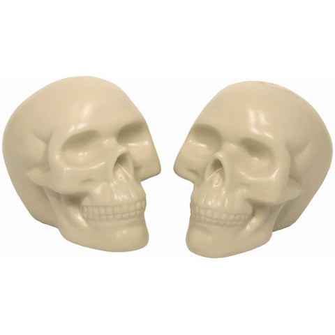 Skull Salt & Pepper Set